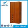 Wooden grain steel office locker cabinet WSG-A