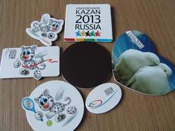 EVA custom fridge magnets