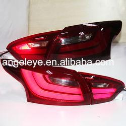 2012-2014 year FORD Focus 3 Sedan LED Strip Rear Light For BMW Style