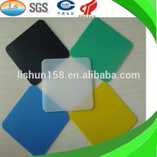Oil resistant pp coroplast plastic sheet pp corrugated plastic sheet pp hollow plastic sheet correx plastic sheet
