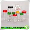 4 oz.plastic spice flip top bottle cap,250ml PET flavoring pot on sale