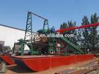 2014 Hot Sale Sand Excavating Dredger Ship