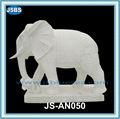 decorativi da giardino bianco marmo elefante statue a grandezza naturale per la vendita