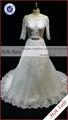 Strass ceinture de luxe vintage en dentelle robe de mariée byb-14506