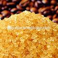 chinês cristal marrom café e açúcar para chá ou café