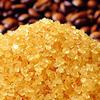 Chinese brown crystal coffee sugar for tea or coffee
