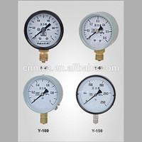 """pressure gauge 60mm M10*1/M14*1.5 1.4"""""""