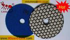flexible diamond dry polishing disk , 50-3000 grit diamond polishing pad , hand grinding tools