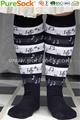 china fabricante novo 2014 inverno quente acrílico personalizado de cano alto nude meias de bebê e crianças