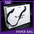 impresos personalizados bolsas de papel con el logotipo de diseño
