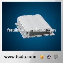 pcb aluminum extrusion housing hammond electronic enclosures