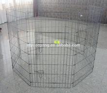 metal pet enclosure pet exercise pen