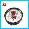 250cc Motocross Dirt Bike Wheel Assembly
