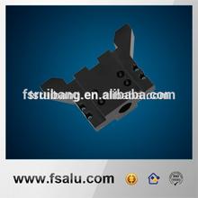 precision products aluminum cnc anodized