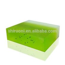green tea Oil-control Hair Shampoo Soap