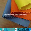 en11611 material a prueba de fuego de la industria se utiliza para ropa de trabajo fr de prendas de vestir de tela de algodón