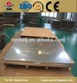 Fabricant de la chine 321 laminé à froid feuille d'acier inoxydable stocks