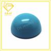 loose gemstone cabochon flat back machine cut blue turquoise stone