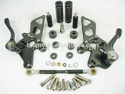 Adjustable Rear sets For YAMAHA YZF-R6 2006-2012 FARYA002