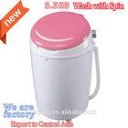 2014 Newest 3.5kg cheap mini washing machine mini with dryer Ningbo factory canton fair booth:1.2C 17 18 19