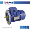 ALUMINUM BODY THREE PHASE ELECTRIC MOTORS