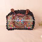 Hmong Tribal Vintage Boho Hobo Ethnic Embroidery woman handbag