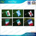 cheap custom printed hand national flags