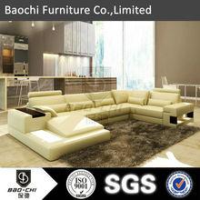 High quality sectional corner sofa cheap european style home furnitur C1125