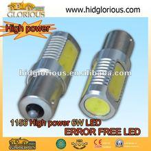12v 8w led car bulb