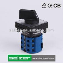 Salzer multi- el interruptor de paso para el generador sa16 6-3( tuv, ce y cb aprobado)