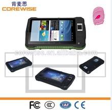 Android OS tablet pc/13.56mhz hf rfid reader/fingerprint reader/ip65/tablet pc/bluetooth/wifi