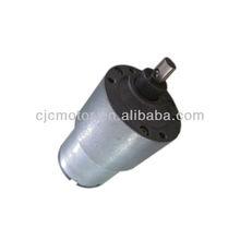 37GB528 waterproof gear motor for greenhouse
