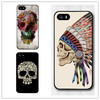 High quality skull case for iphone 5 ,custom design for iphone case wholesale
