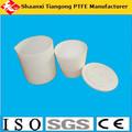 Resistente al calor blanco ptfe vasos de suministros de laboratorio
