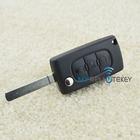 Folding key 3 button VA2 remote key for Citroen C2 C3 C4 car key remote