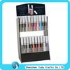 custom eyeliner stand mac acrylic lipstick display stand plexiglass cosmetic mascara stand buy lucite makeup display stand