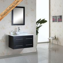 hot sale black decorative bathroom antique miniature chinese furniture