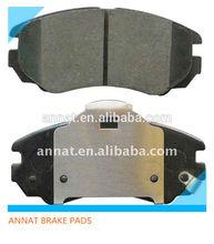 brake lining with TS16949,hangzhou