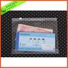 Clear PVC bag/ PVC waterproof zip lock bag/PVC waterproof bag with zipper