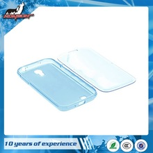Transparent TPU Soft Full Body Case For Cell Phone S4 I9500