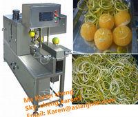 automatic orange peeler/apple peeler/orange peeler