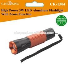 Zoom Flashlight Torch,Most powerful flashlight