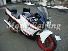 for honda cbr250 fairing kit cbr250rr MC17 1987-1988 cbr250rr 87 88 white black