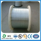hot dipped galvanized binding wire on wooden spool exported to dubai