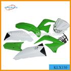 White color KLX150 universal motorcycle fairing