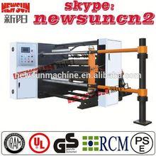 2014 NewSun Back Paper Cutting And Rewinding Machine