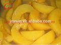 conservas de frutas tropicais de pêssego amarelo reduzir pela metade frutaenlatada 820g