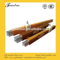 Insulated Copper Electric Crane Conductor