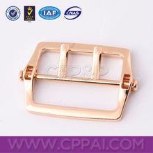 Custom double pin belt buckle manufacturers