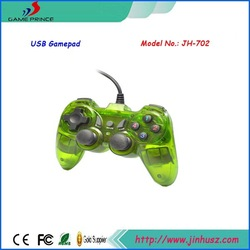 wired mini USB PC game joystick driver, game console for PC